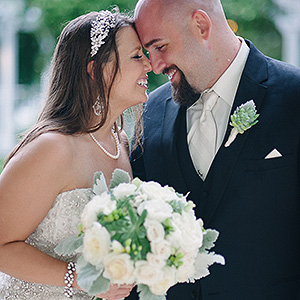 A peek at Brittany & Frank . Orlando wedding photographer