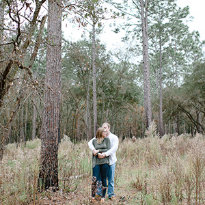 Cydney & Scott . Orlando engagement photographer
